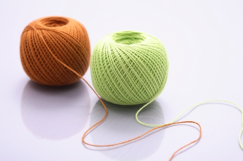Choose the ticker yarn for practicing. In this case youwould be able ...